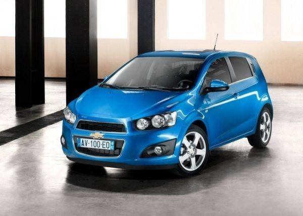 Chevrolet Aveo New Hatchback