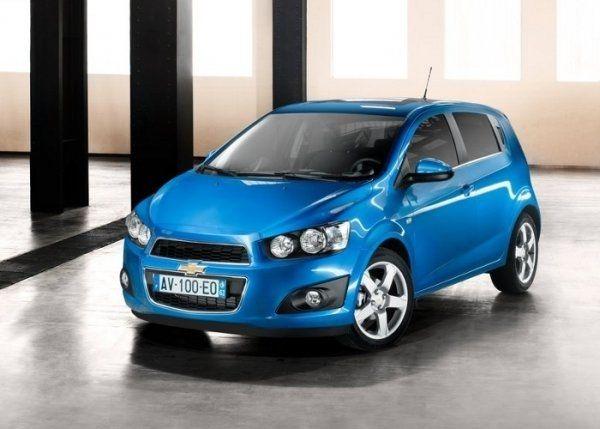 Chevrolet Aveo New Hatchback