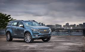 Обзор внедорожника Chevrolet TrailBlazer