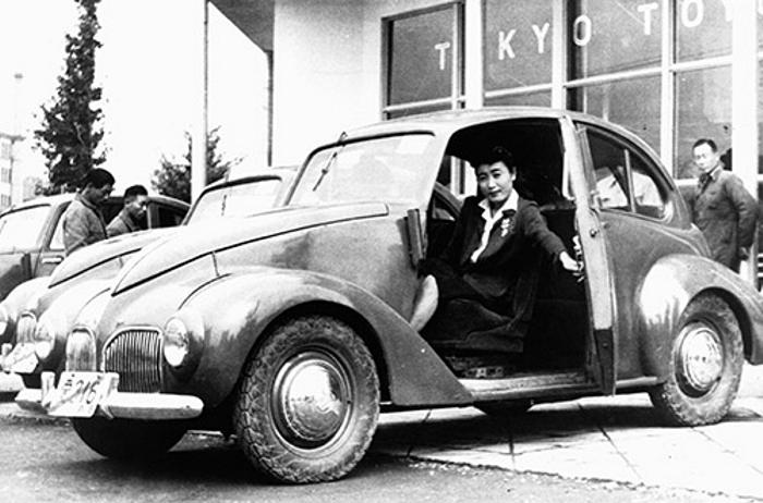 История корпорации Toyota (часть 1)