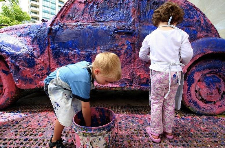 Как правильно покрасить автомобиль своими руками