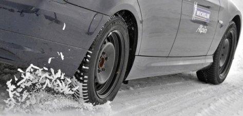 Шина Michelin Alpin А4