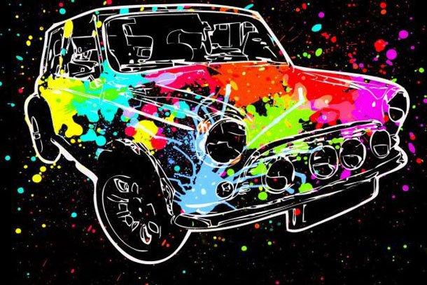 Подбор цвета автомобиля