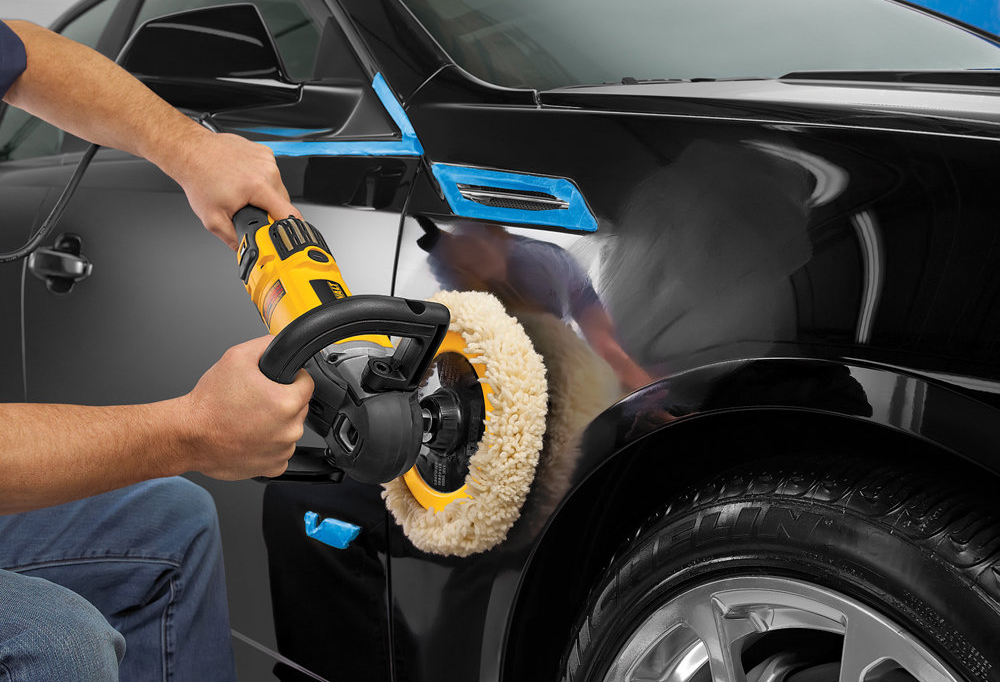 Что нужно для полировки автомобиля своими руками