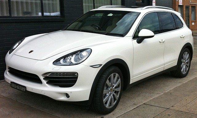 Диагностика и ремонт Porsche Cayenne (часть 1)
