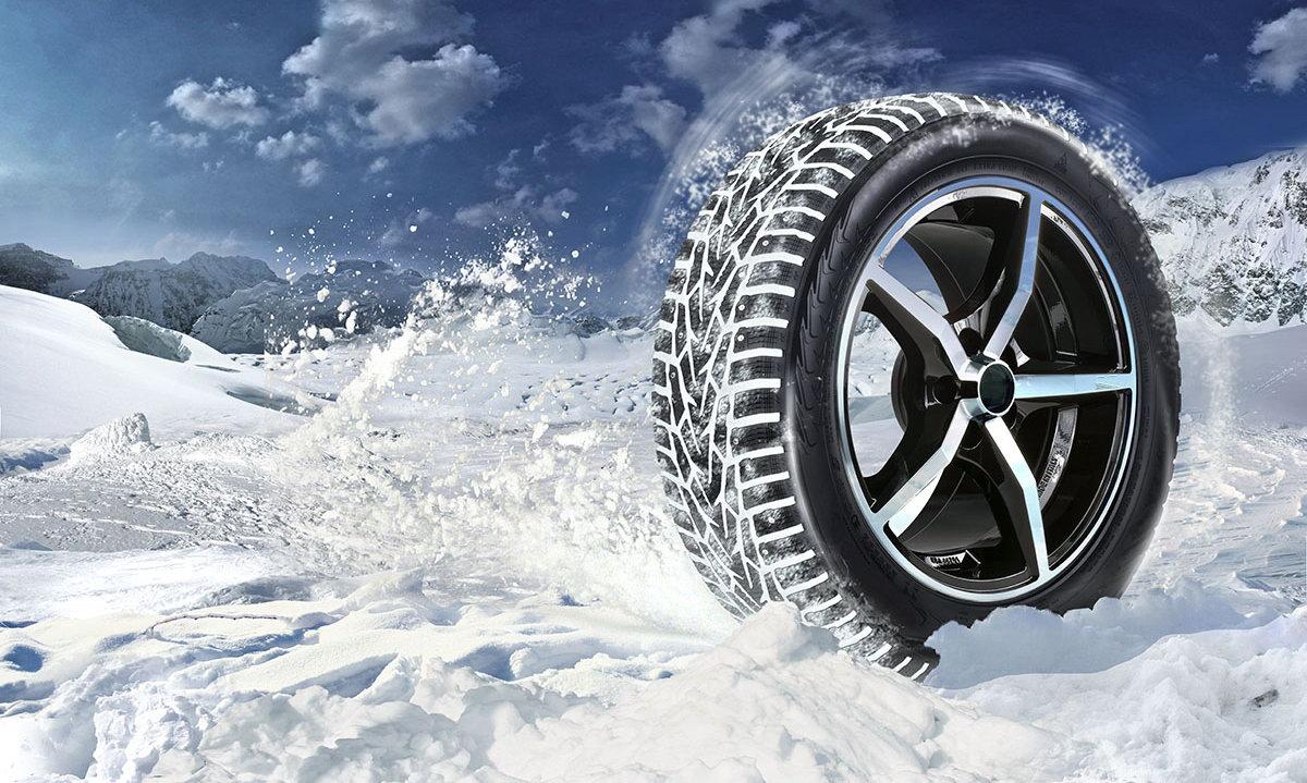 Как выбрать зимние шины на автомобиль